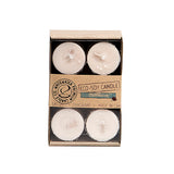 Whitewater Eco Soy Candles - Tea Lights Clothesline