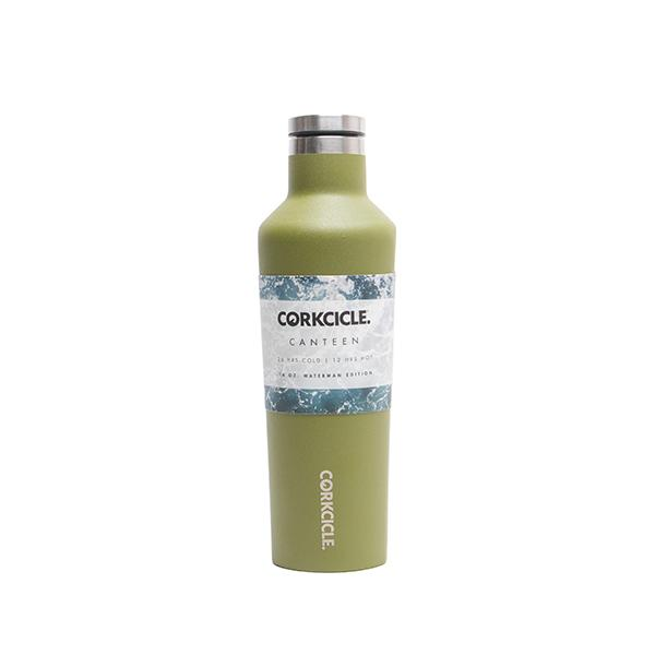 Corksicle - Canteen Olive