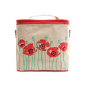 Large Cooler Bag Red Poppy