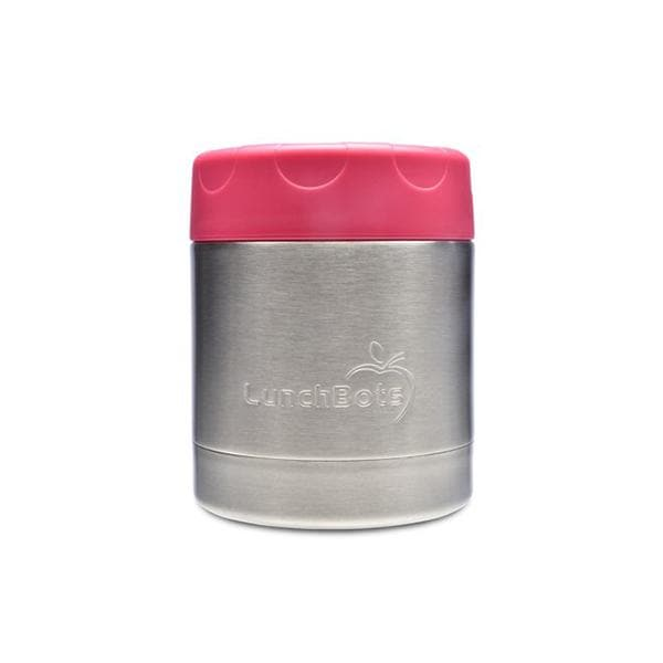 Thermal Food Container Pink