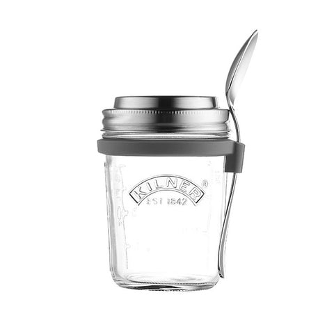 Breakfast Jar Set