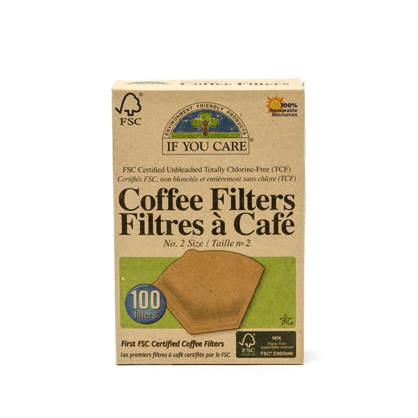 If You Care - Coffee Filters No.2