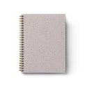 Baltic Club - Blush Sparkles Spiral Notebook