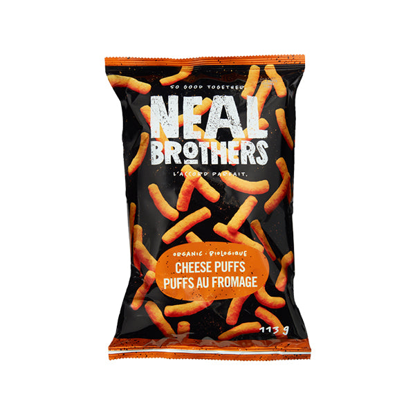 Neal Brothers - Organic Cheese Puffs
