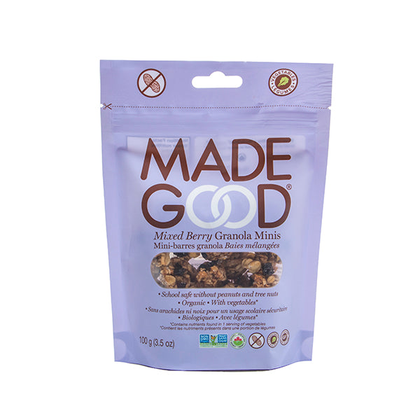 Mixed Berry Granola Pouch