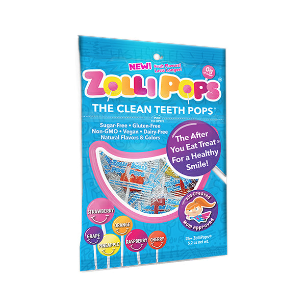 Lollipops Clean Teeth Pops
