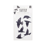 Tattly - European Starling Sheet