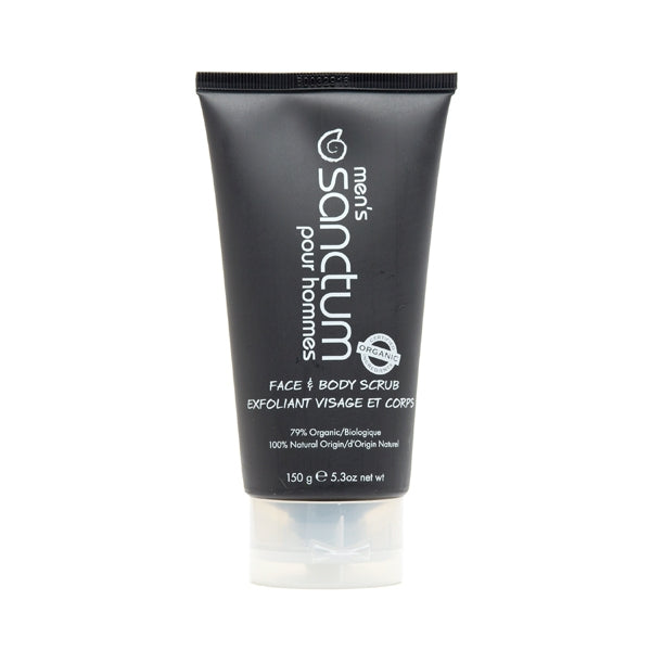 Men's Face & Body Scrub