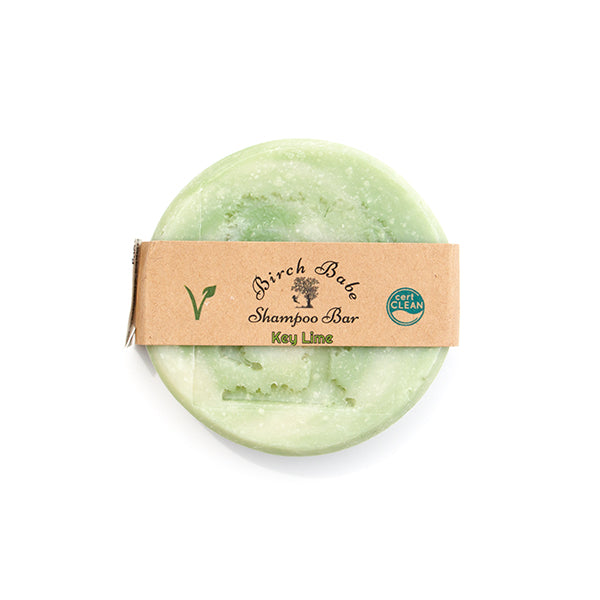 Birch Babe - Naturals Shampoo & Body Bar Key Lime