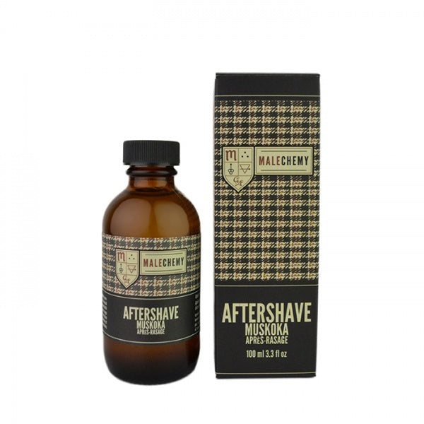 Aftershave Muskoka