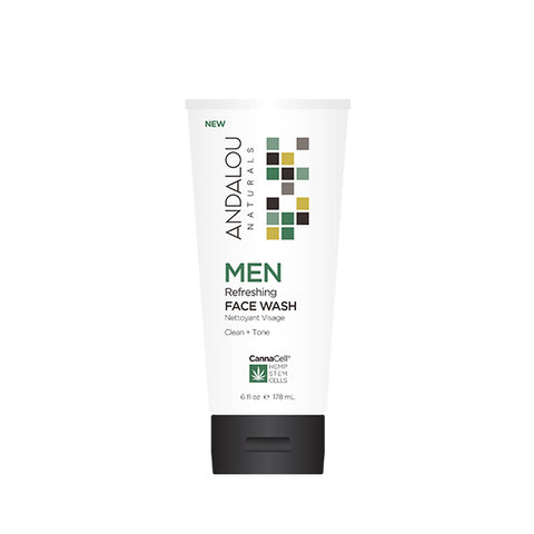 Men's Refreshing Face Wash