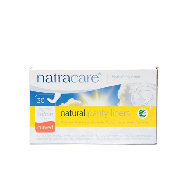 Natracare - Curved Panty Liners