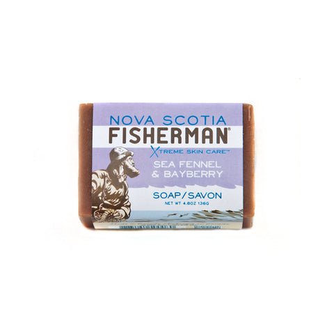 Sea Fennel & Bayberry Soap Bar