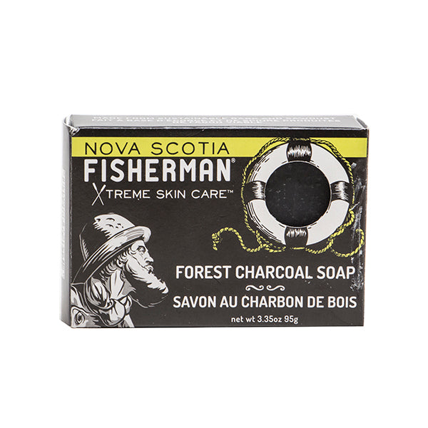 Forest Charcoal Soap Bar