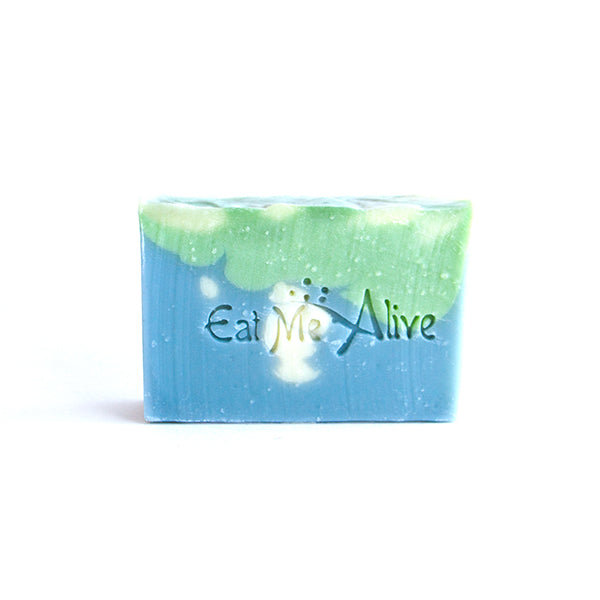 Eat Me Alive - Soap Bar Lemongrass & Peppermint