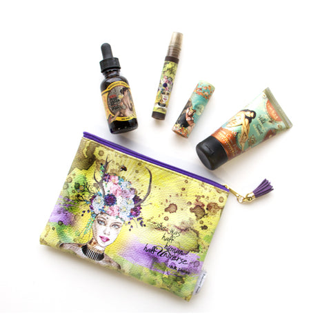 Bliss Bag Gift Set Lemon Freckle