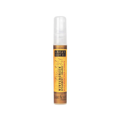 Mustard Argan Body Oil