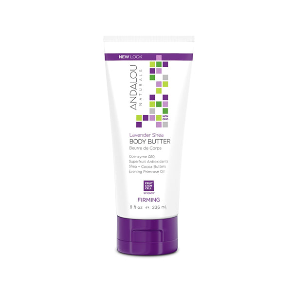 Andalou - Body Butter Lavender Shea 236ml