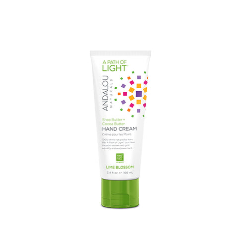 Lime Blossom Hand Cream