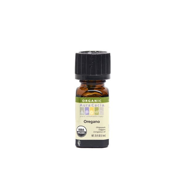 Aura Cacia - Oregano Organic Essential Oil