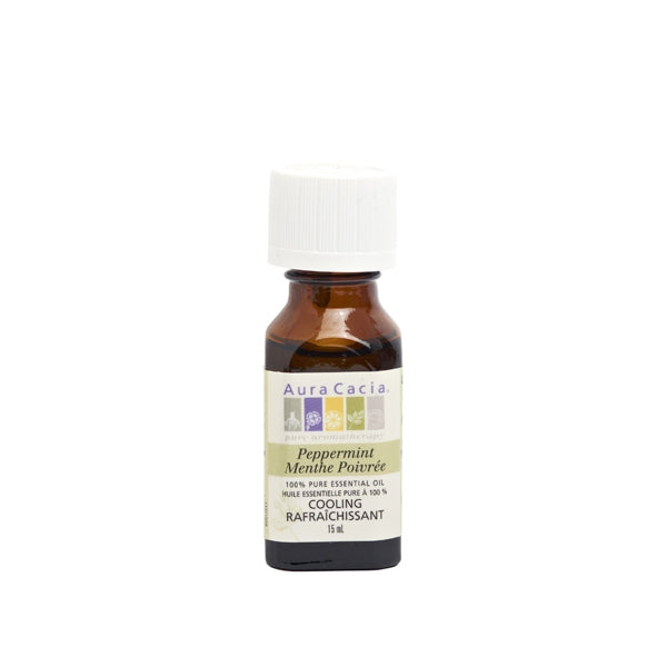 Aura Cacia - Peppermint Essential Oil