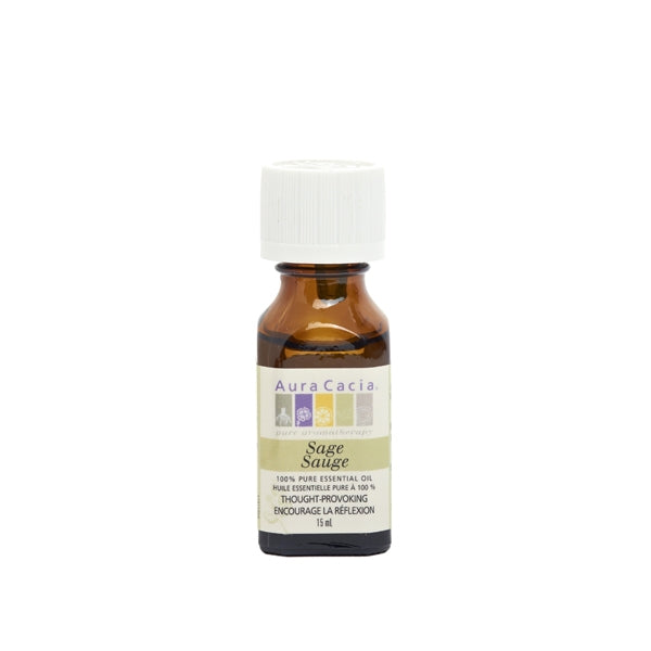 Aura Cacia - Sage Essential Oil