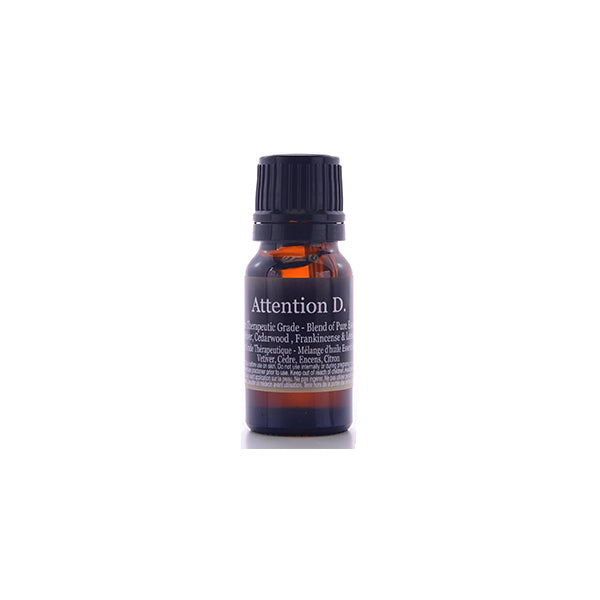 Attention D Essential Oil Blend