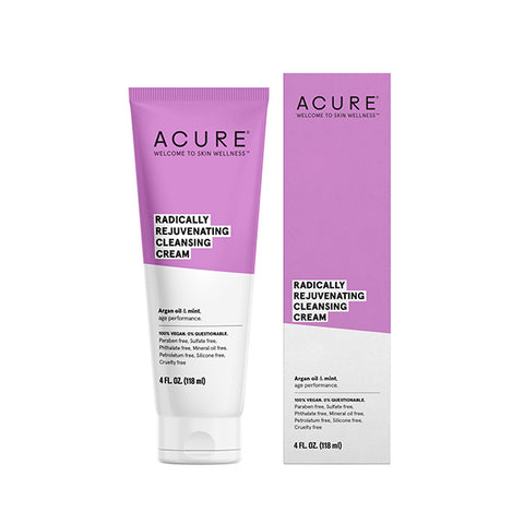 Radically Rejuvenating Facial Cleansing Cream