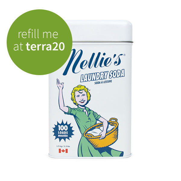 Nellie's - Laundry Soda Tin 100 Loads