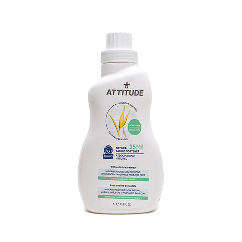 Sensitive Skin Natural Fabric Softener