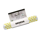 Reusable Towel Roll Yellow Citrus