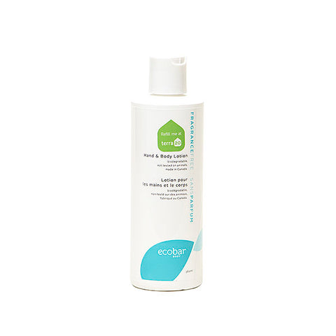 Hand/Body Lotion Frag Free
