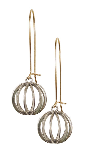 Earrings ARCHIMEDES