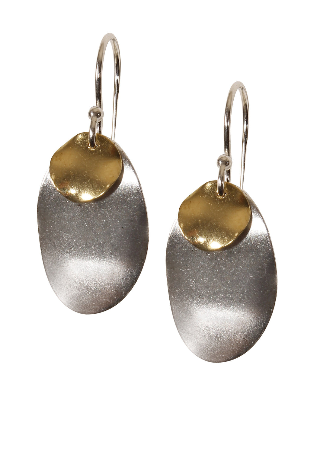 Earrings PETIT OVAL