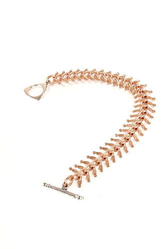 Bracelet Collection FISH FISHER KING ROSE GOLD