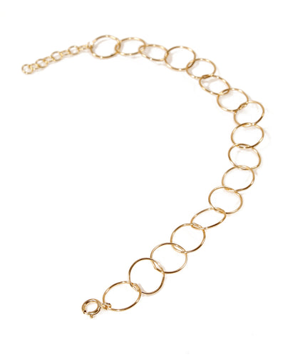 Bracelet-Stackable Collection VIRGI GOLD