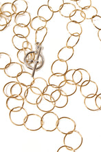 Necklace VIRGI GOLD LONG