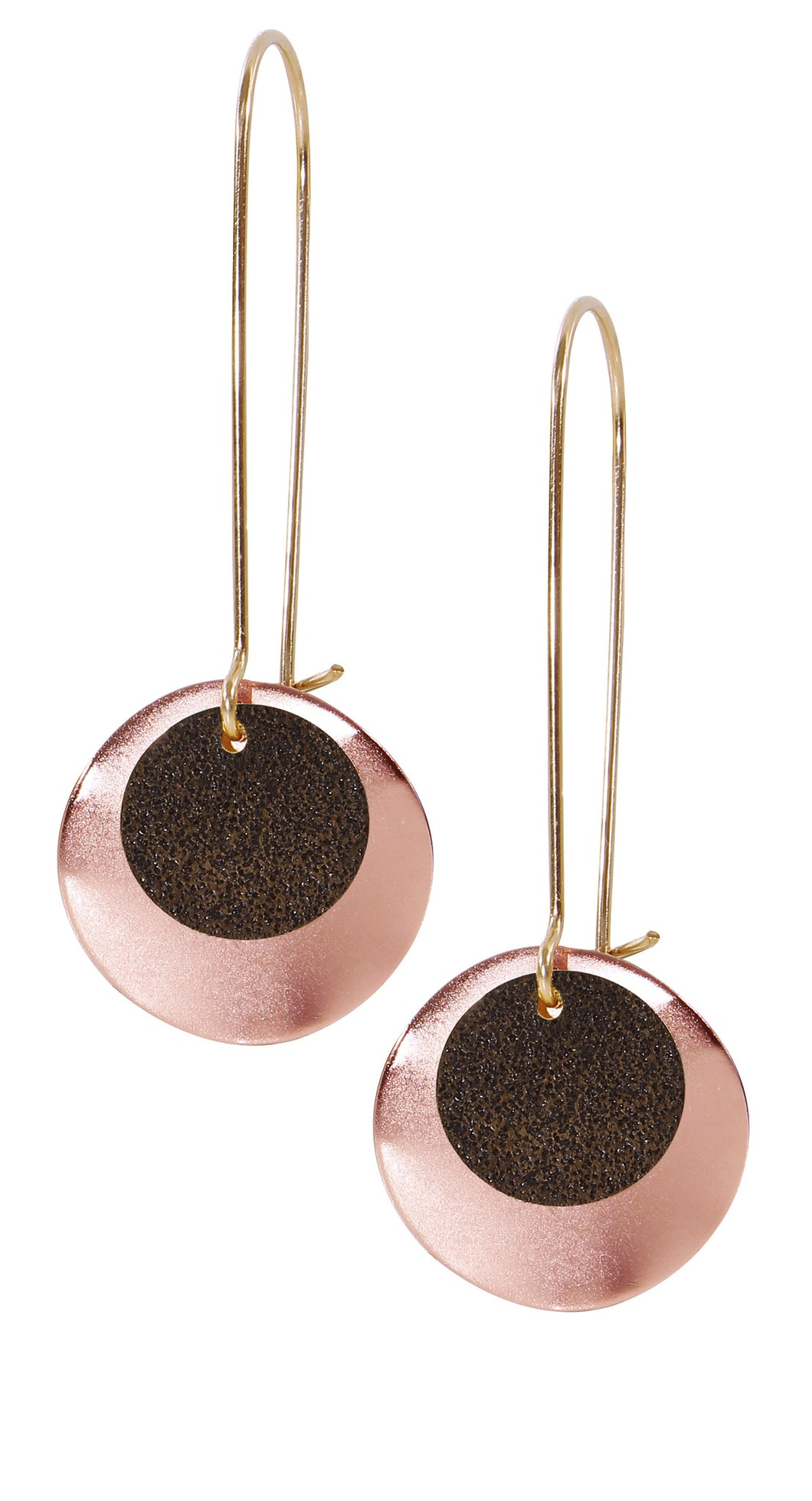 Earrings PAEONIA COLLECTION EVENTIDE