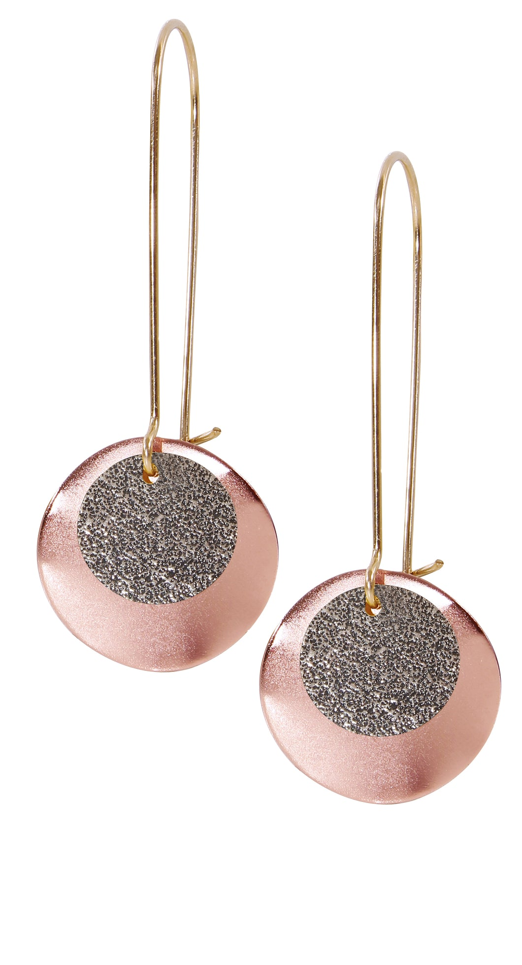 Earrings PAEONIA COLLECTION DUSK