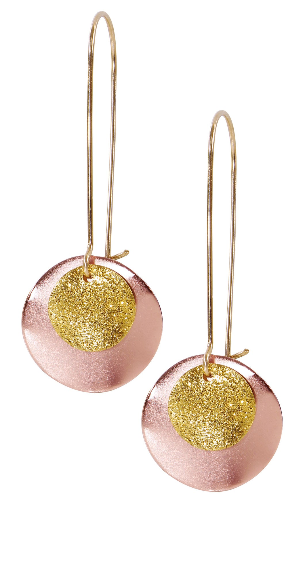Earrings PAEONIA COLLECTION SUNRISE