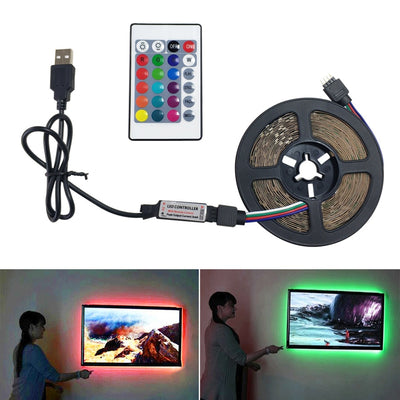 Flexible Light Lamp USB LED Strip