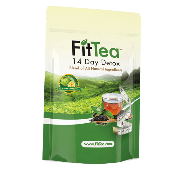 14 Day Detox Fit Tea