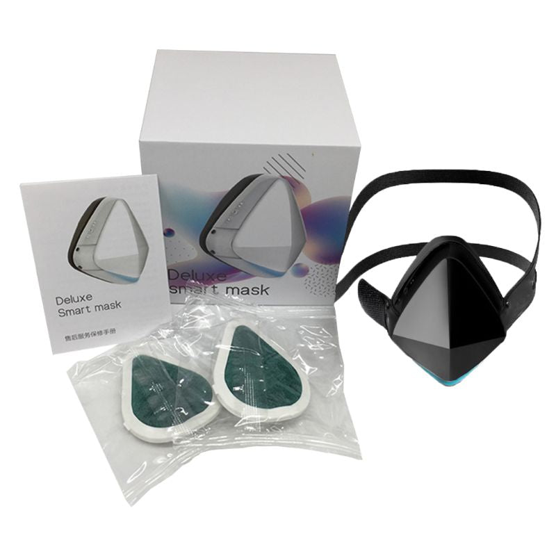 Deluxe Edition Smart Electric Mask Dustproof