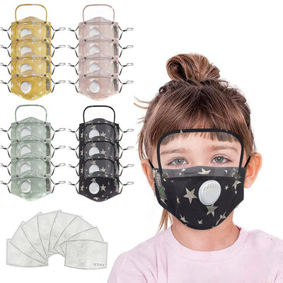 Topmask Fabric Protective Dustproof Cycling