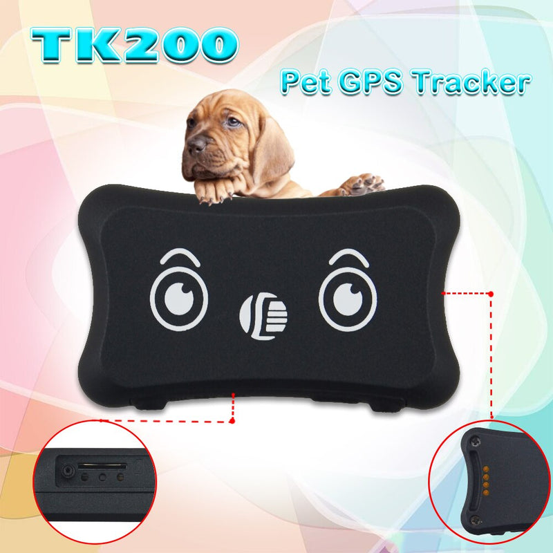 Mini Pet GPS Tracker Waterproof Tracker