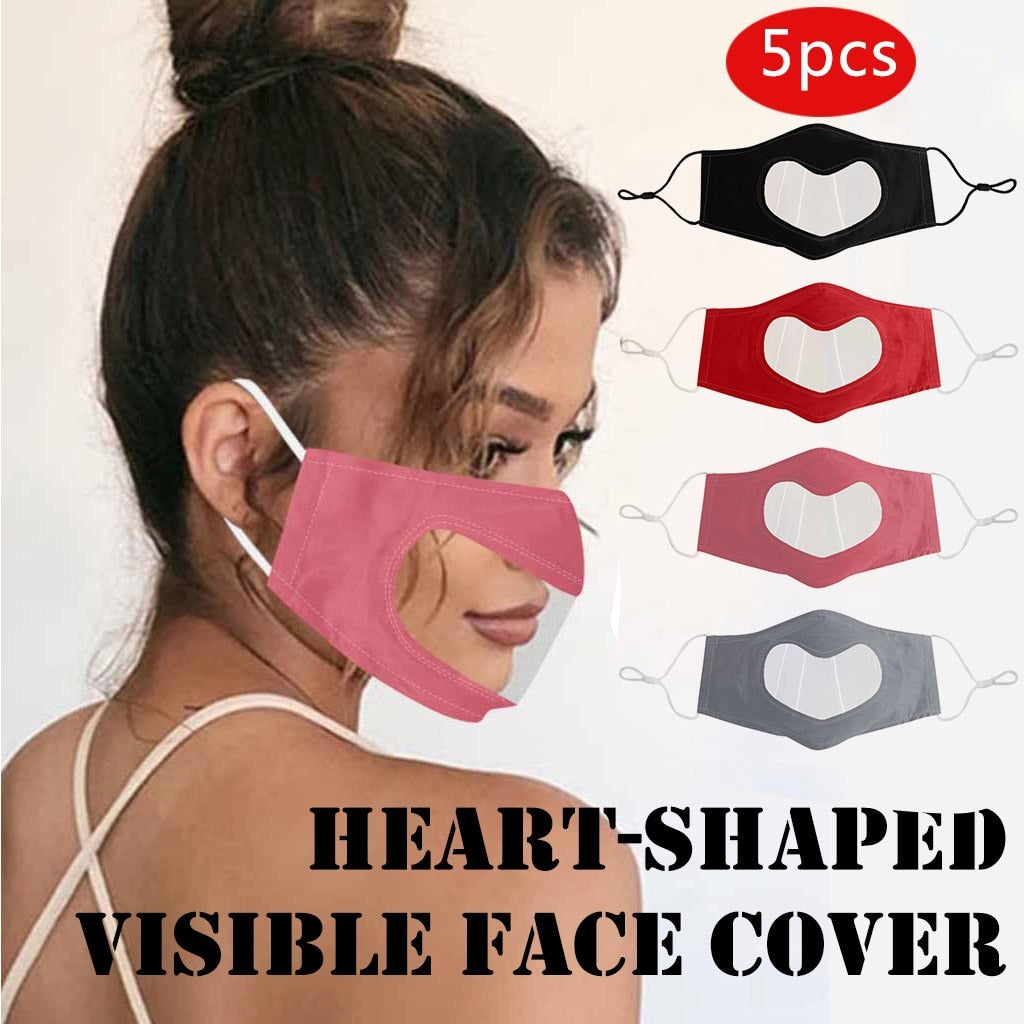 Reusable Adults Dust Breathable Face
