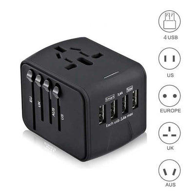 Universal Power Travel Adapter