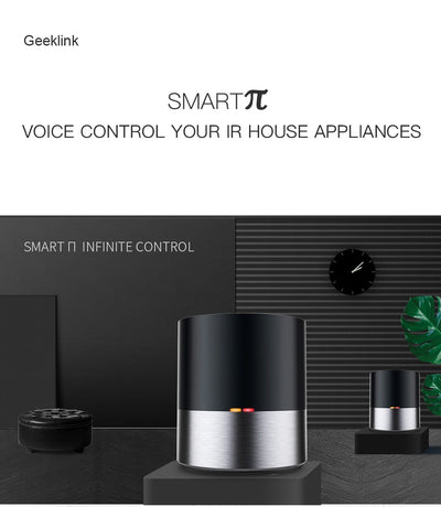 2019 New Smart Home Universal Intelligent Remote With Alexa
