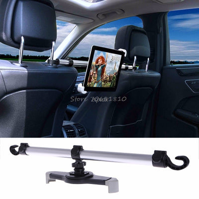 "360 Degree Rotation Universal All Car Back Seat Mount Stand Holder For Tablet 7""-11"""
