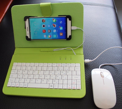 Wired Keyboard Mouse Case Sets